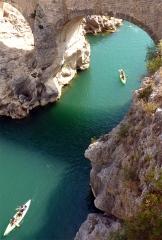 Location Canoë Hérault : Les Canoës du Pont du Diable